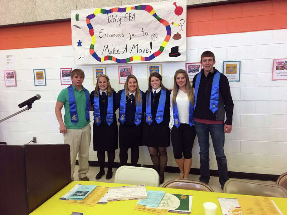 The Ubly FFA recently held its 80th banquet. Photo: Submitted Photo