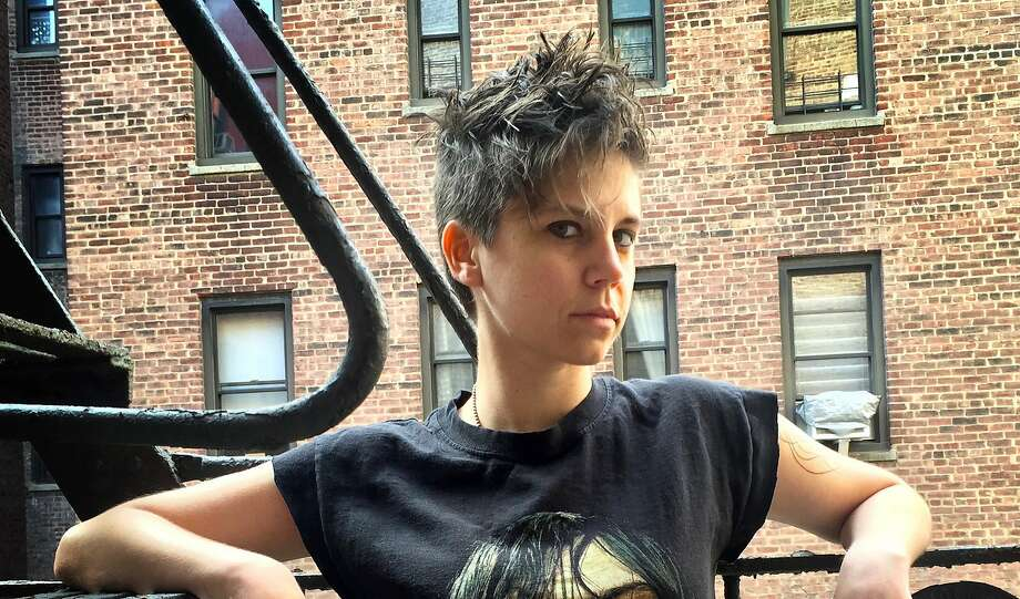 "Jen Silverman, playwright of ""The Roommate"" Photo: Dane Leffrey"