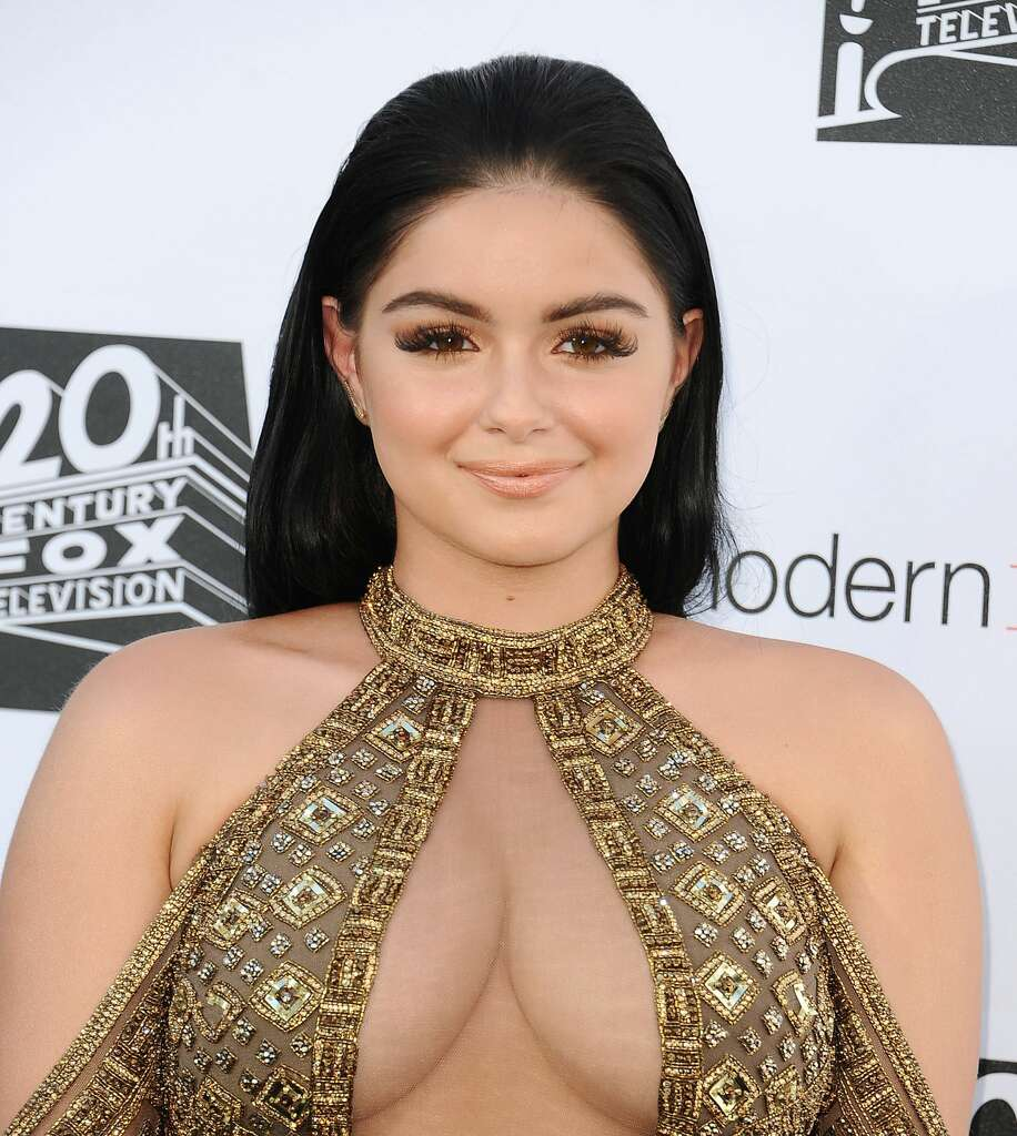 The dress ariel wore - Ariel Winter Attends The Modern Family Atas Event At Saban Media Center On May