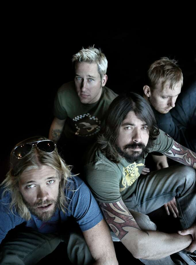 Foo Fighters are a headliner at the fifth year of BottleRock at Napa Valley Expo. Photo: RCA