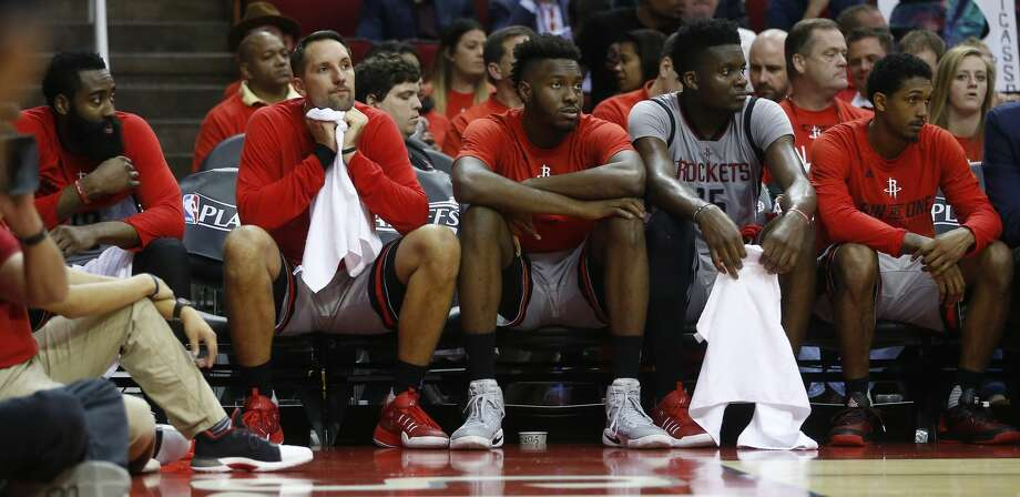 Where does the Rockets' recent Game 6 debacle rank on Jerome Solomon's list?Click through the gallery above for Solomon'sworst Houston chokes, collapses and no-shows Photo: Karen Warren/Houston Chronicle