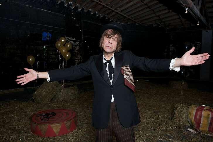 David Johansen of the New York Dolls