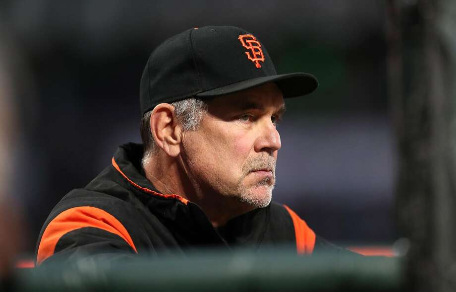 f160a5376a84a Giants  Bochy reacts to Maddon s comments on Posey - SFGate