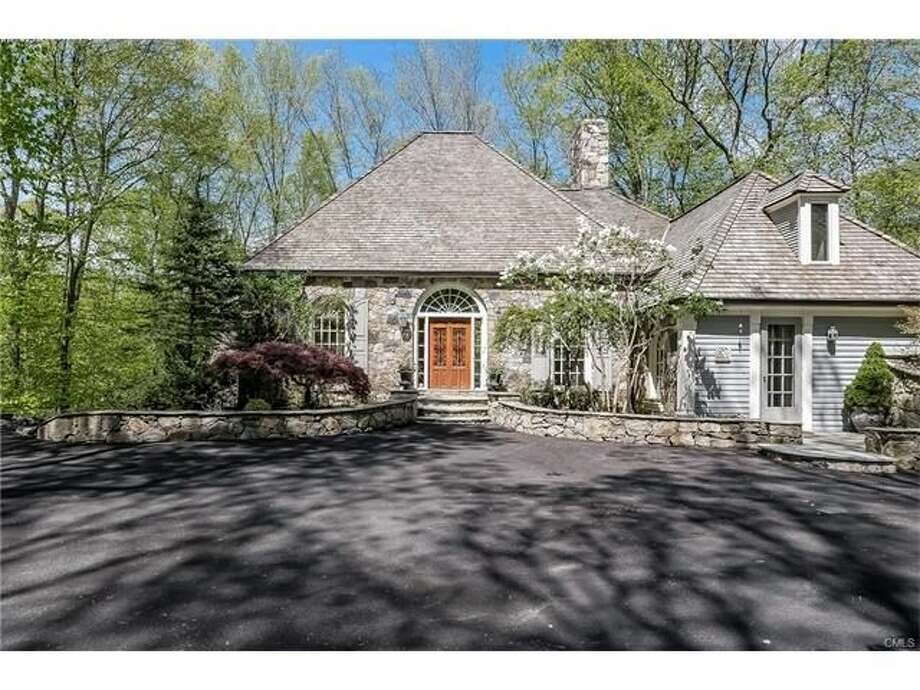 Cyndi Lauper's home at 250 Saddle Hill RD, Stamford, CT is on the market for $1,250,000.View full listing at Berkshire Hathaway Photo: Planomatic