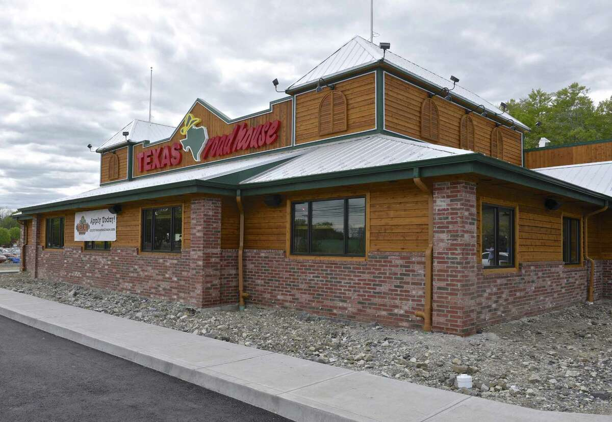 Texas Roadhouse is one of the new businesses going into developer Felix Charney's new project on Newtown Road, in Danbury, Conn, on Thursday, May 11, 2017.