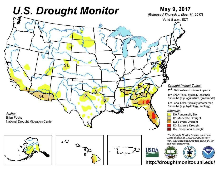 Washington, neighbors all drought-free after wet winter - seattlepi.com
