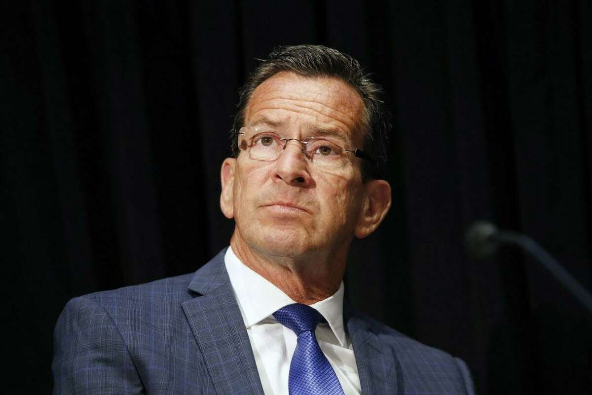Connecticut Gov. Dannel P. Malloy attends an opioid abuse conference in Boston, MA on June 7, 2016.