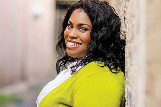 Angie Thomas is the author of 'The Hate U Give,' about a girl at the center of conflict between her wealthy, largely white private school and her poor, predominantly black neighborhood.