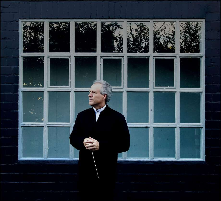 Manfred Honeck conducts the San Francisco Symphony Thursday-Saturday in Davies Symphony Hall Photo: Felix Broede