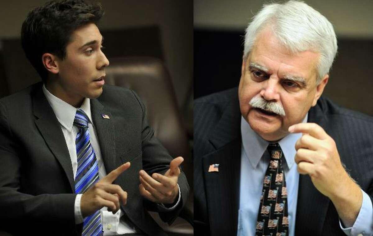 State Reps. David Arconti and Bob Godfrey