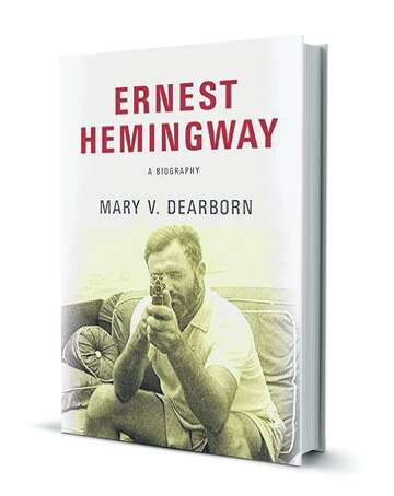 Biography takes fresh look at Hemingway's mental illness