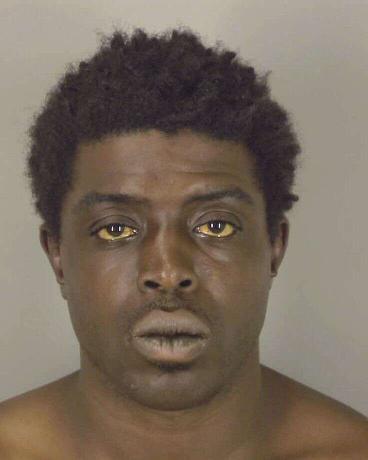 Byron Bush, 37, was sentenced to 40 years on Friday for two counts of attempted murder and possession of a firearm by a felon. Photo: Jefferson Co. Sheriff's Office