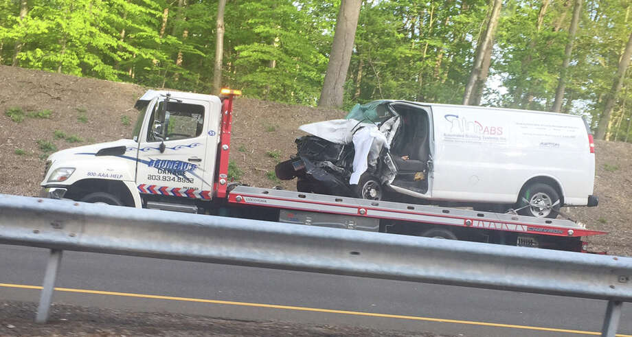 A Three Car Accident On Route 15 Northbound By Exit 55 Has Caused The Shut