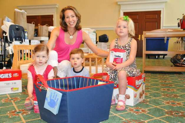 First Presbyterian Church Nursery School Provided 82 Families With Baby And Toddler Care Supplies As