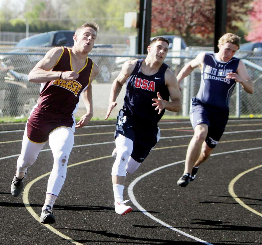 Hatchet Track and Field Invitational 2017 Photo: Paul P. Adams/Huron Daily Tribune