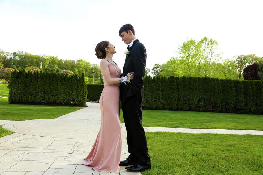 Monroe's Masuk High School held its senior prom at The Waterview in Monroe onMay 12, 2017. The senior class graduates onJune 21. Were you SEEN at the prom?