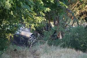 A man in his 20s was killed leaving work May 12, 2017 when his car crashed into a tree in the 500 block of Ira lee Road, police say.