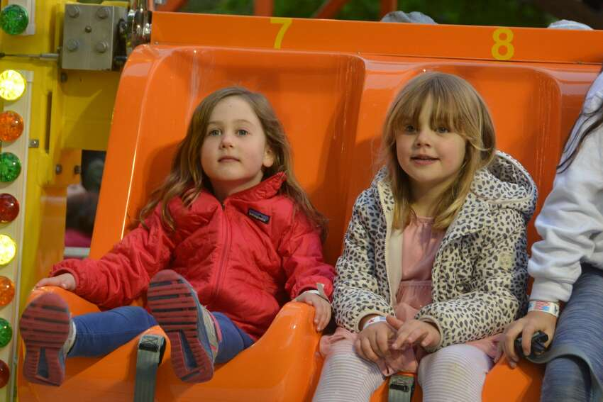 The annual May Fair at St. Mark's Episcopal Church in New Canaan kicked off with Friday Night Lights on May 12, 2017. The second annual Friday event served as a prelude to the main event on Saturday, and offered carnival rides, music, and special food concessions. Were you SEEN?