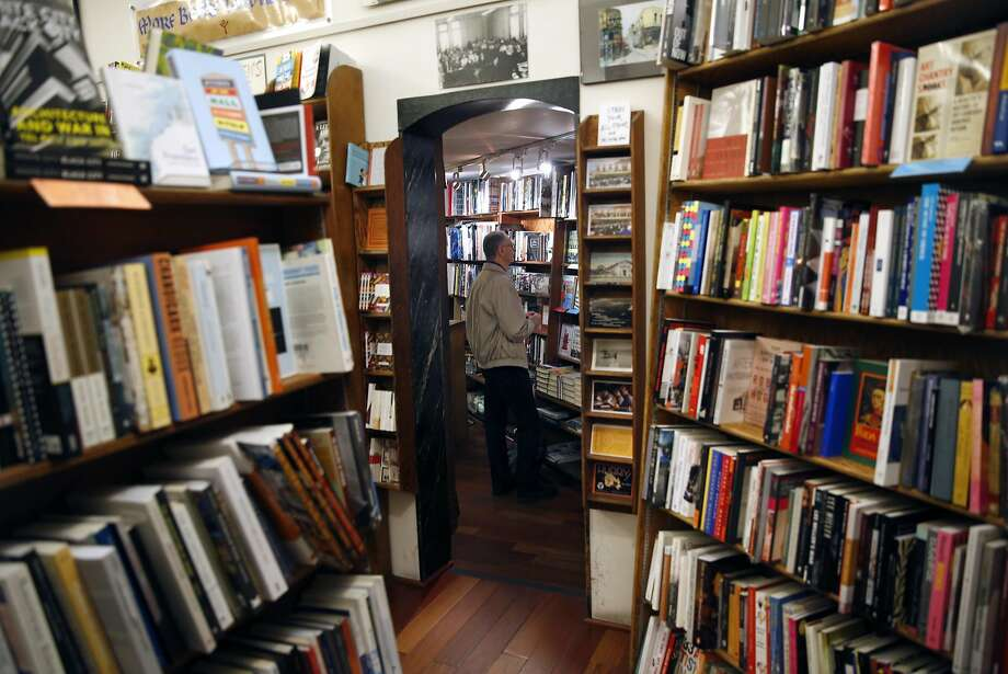 "City Lights Bookstore261 Columbus AvenueDreamforce says: ""Visiting City Lights is a must-do for any bibliophile as it's a legit literary landmark."" Photo: Scott Strazzante, The Chronicle"