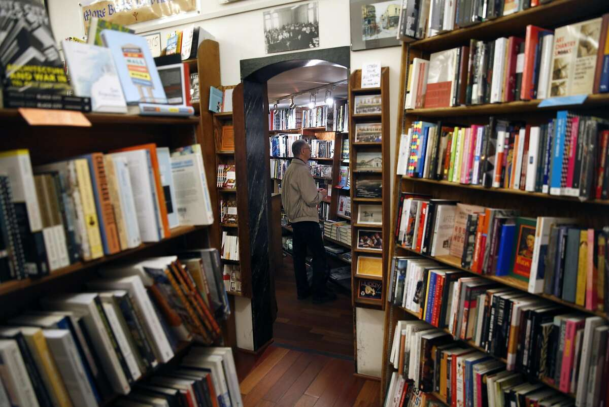 """City Lights Bookstore 261 Columbus Avenue Dreamforce says: """"Visiting City Lights is a must-do for any bibliophile as it's a legit literary landmark."""""""