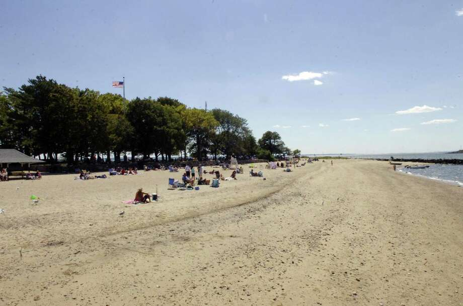 A quiet day at Island Beach on Sunday, Sept. 5, 2010. Photo: Helen Neafsey / ST / Greenwich Time