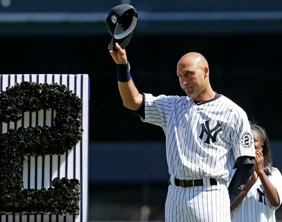 Derek Jeter says 'Thank You' to New York City