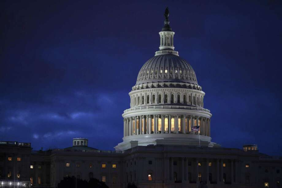 FILE - In this April 4, 2017, file photo, the Capitol is seen at dawn in Washington. (AP Photo/J. Scott Applewhite, File) Photo: J. Scott Applewhite, STF / Associated Press / Copyright: AP