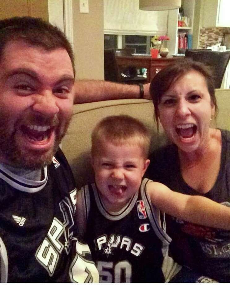 San Antonio moms want the Spurs to give them the ultimate gift this Mother's Day — a Game 1 victory in the Western Conference Finals. Photo: Courtesy