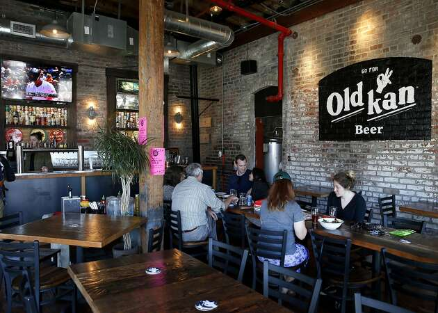 Esther Mobley: Old Kan makes the case for neighborhood beer
