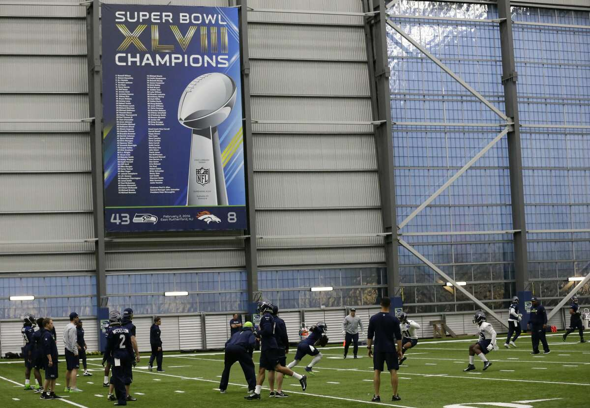 Smooth transition for Seahawks rookies on Day 2 of minicamp