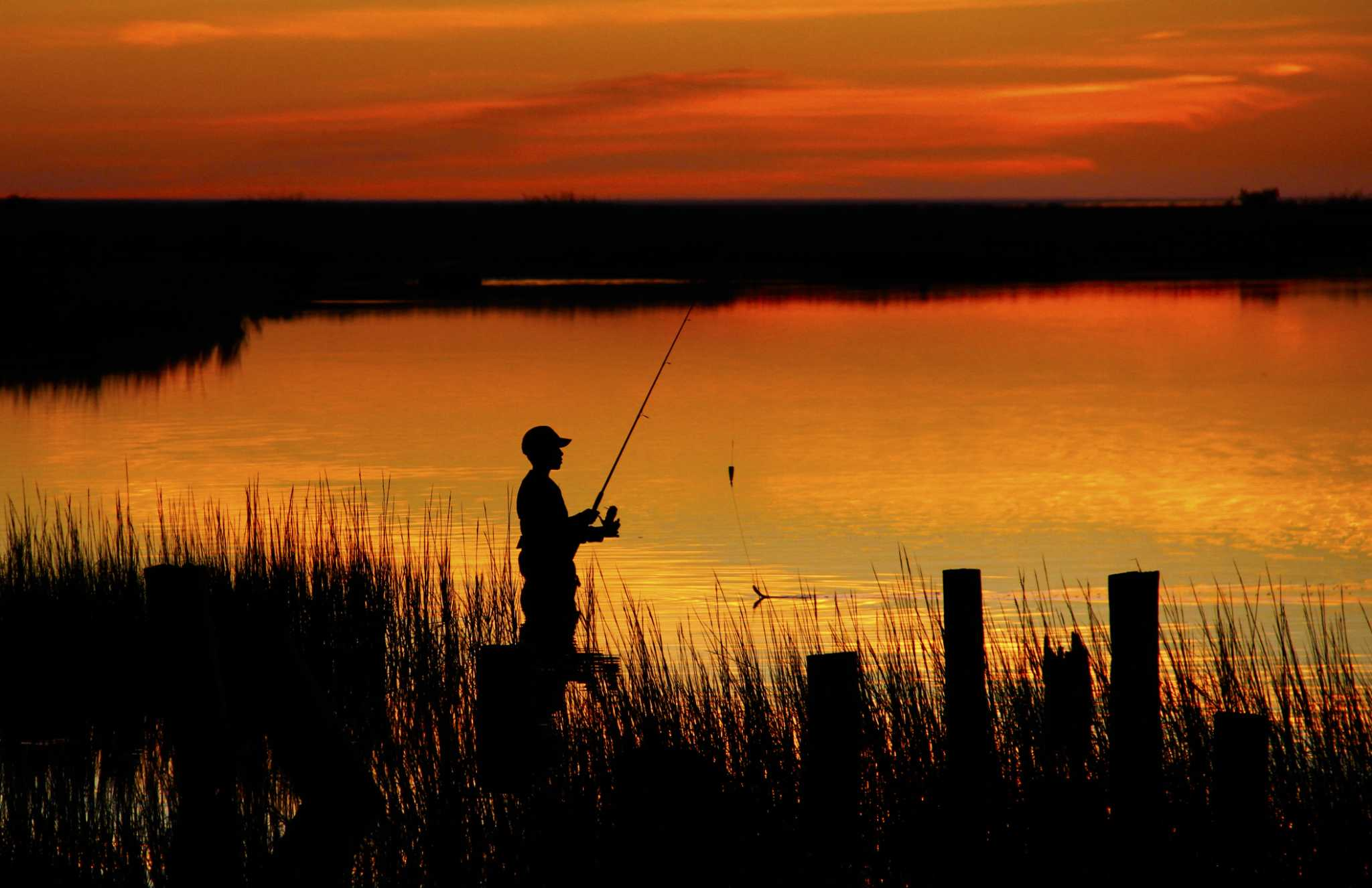 Don 39 t have a fishing license no problem san antonio for Florida fishing license military