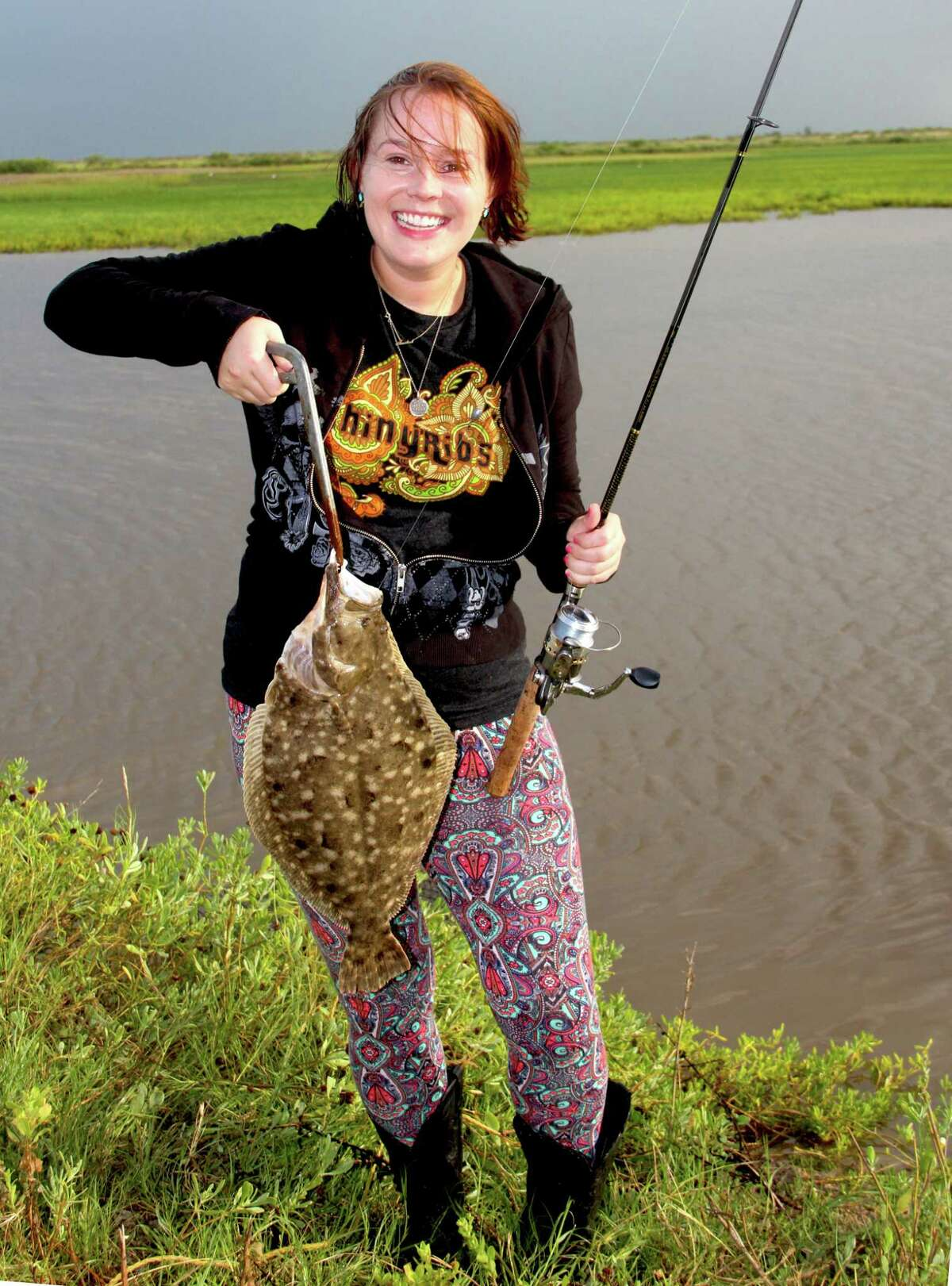 A Texas Parks and Wildlife Department program designed to recruit new anglers allows fishing in scores of state parks and wildlife management areas without requiring anglers hold a valid fishing license.