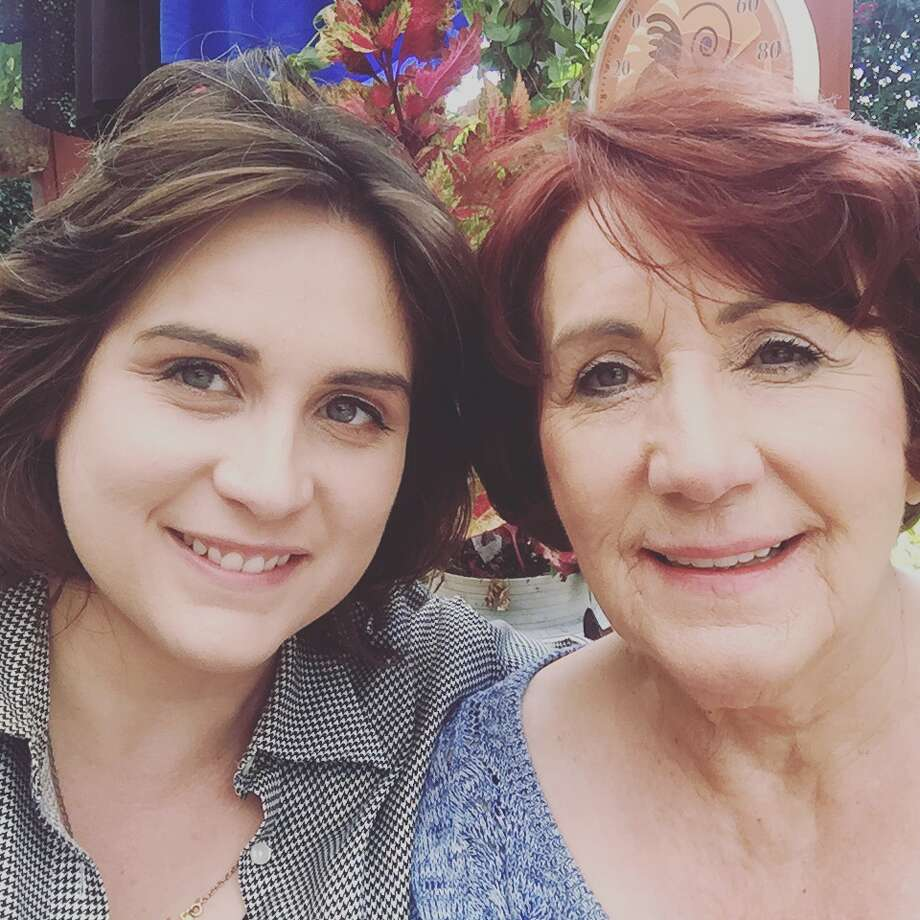 Like-mother, like daughter! Photo: Laura Mailey-Baldwin