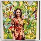 Share the Love gala cochair Carla Crane at BAMPFA. May 2, 2017.