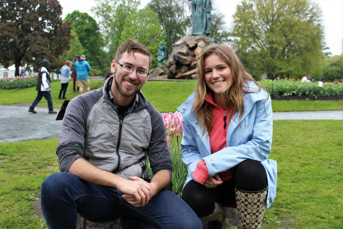 Were you Seen at the 69th Annual Albany Tulip Festival on Saturday, May 13, 2017?