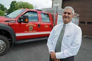 Fulton County Sheriff Richard C. Giardino.