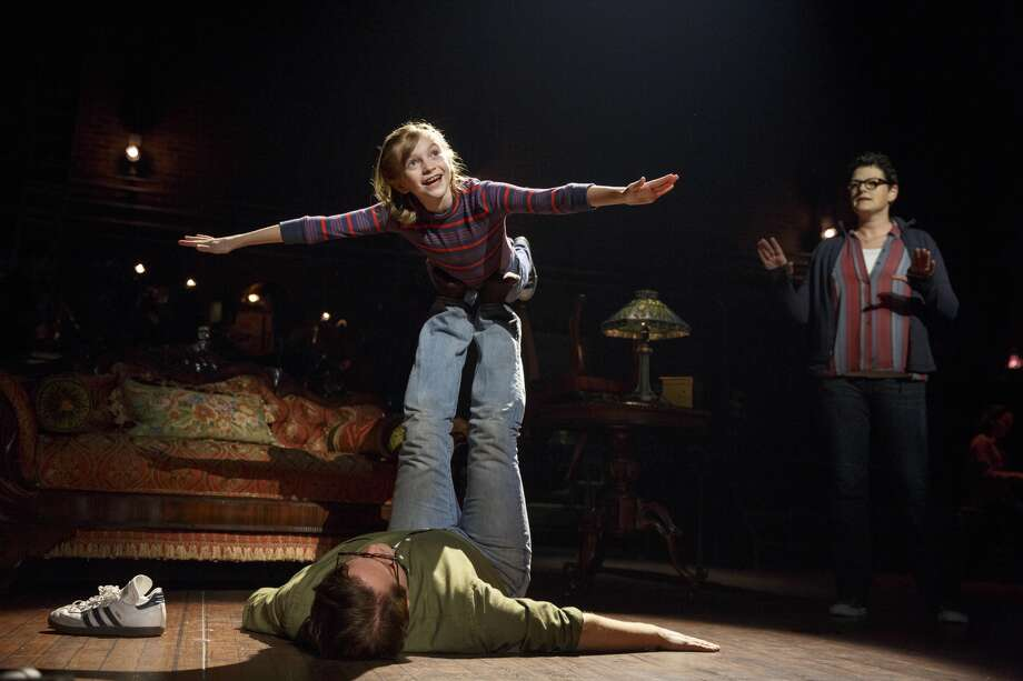 """""""Fun Home"""" opens Tuesday May 16 at Theature Under the Stars."""