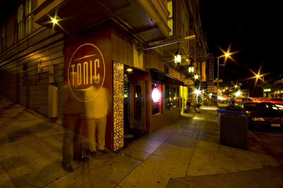 Tonic in Russian Hill. Photo: Photo By David Salafia On Flickr