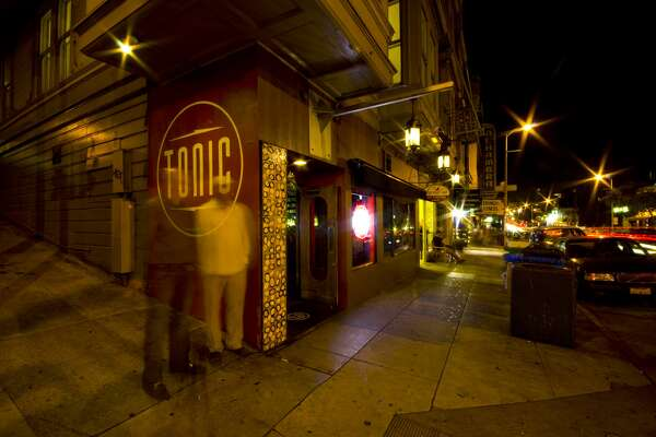 Tonic in Russian Hill.