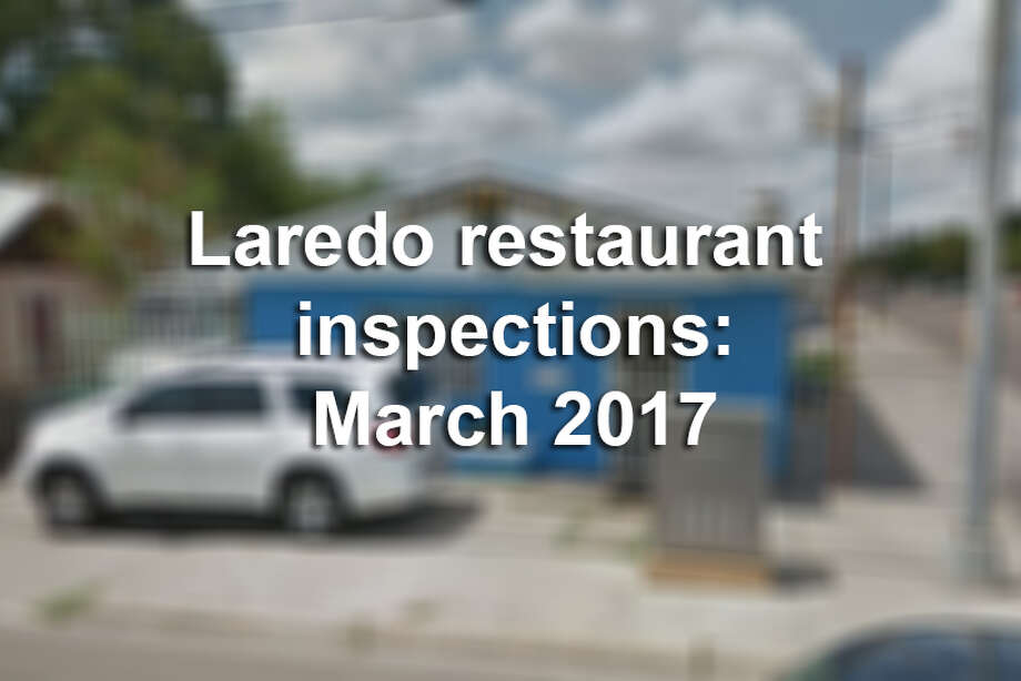 Keep clicking through to see the dirtiest restaurants in Laredo for the month of March 2017.