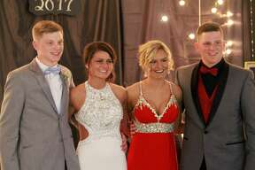 Deckerville High School held its prom Saturday.