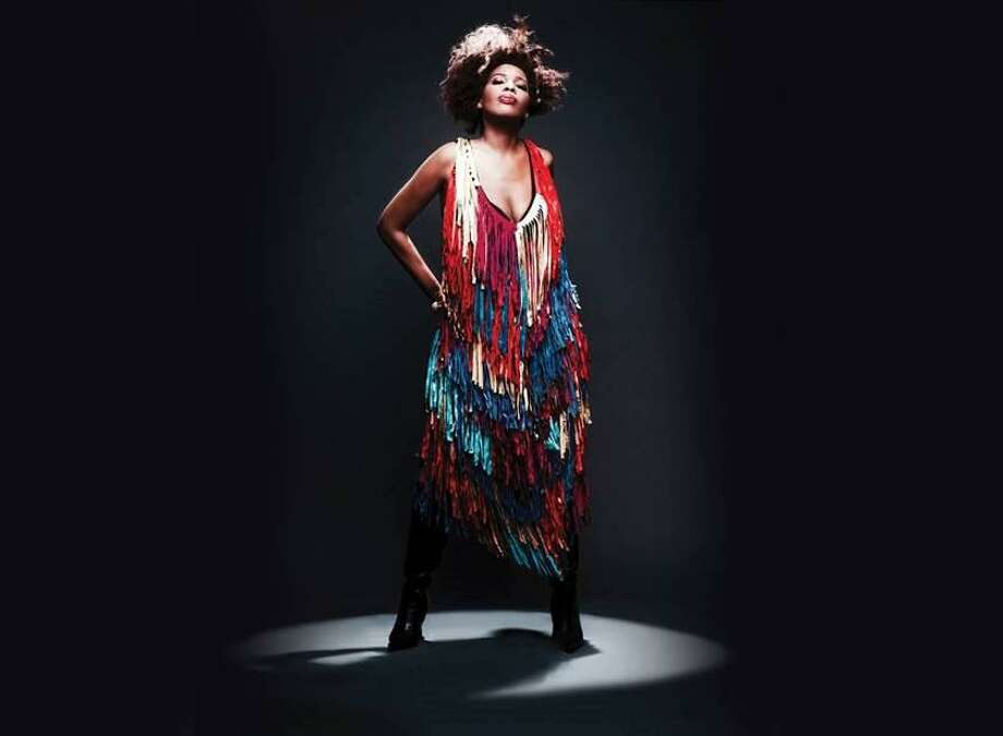 Macy Gray will perform at the Wall Street Theater in Norwalk on Wednesday, May 24. Photo: Giuliano Bekor / Lightbox Studio / Contributed Photo