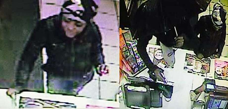 Fairfield police are looking for two suspects in the armed robbery Saturday night of the Dunkin' Donuts on the Post Road in the town's Southport section. Fairfield,CT. 5/15/17 Photo: Contributed / Contributed Photo / Fairfield Citizen