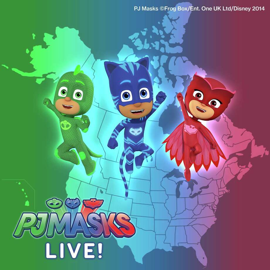 disney s pj masks is finally coming to the stage houston chronicle