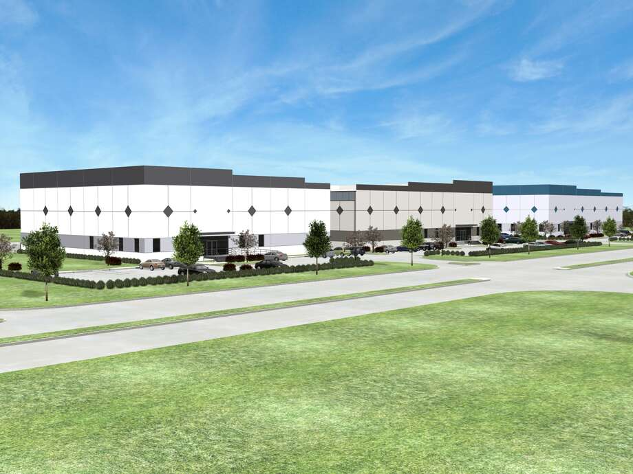 Adkisson Group, Inc., plans to build three distribution warehouses on five acres it recently purchased in Lakeview Business Park in Missouri City. Photo: Adkisson Group