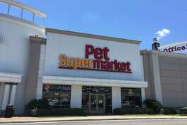 Pet Supermarket has opened several Houston stores including a location in Meyerland Plaza.