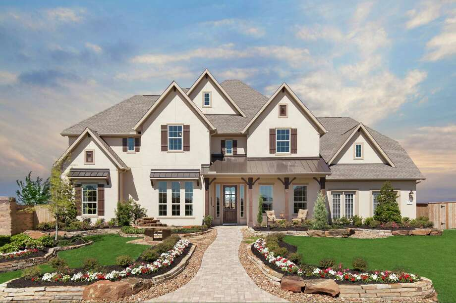 """Does purchasing bigger housing with more lavish amenities mean we are """"living better""""? Photo: McGuyer Homebuilders Inc."""