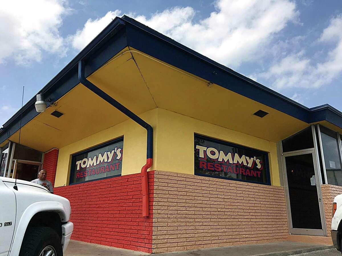 Tommy's Restaurant on Nogalitos Street.