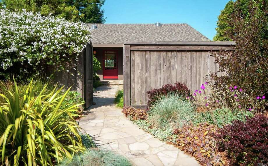 Novato: Three bedrooms, two baths for $995,000Tucked away on a quiet cul-de-sac next to the oak-studded Mount Burdell Open Space, 12 Woodleaf Ct. in Novato puts you in a park-like setting. The three-bedroom, two-bath is listed for $995,000. Photo: Kurt Lai