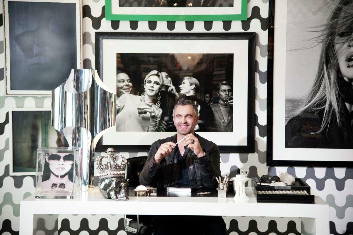 "Martyn Lawrence Bullard is the author of ""Martyn Lawrence Bullard: Design & Decoration"" (Rizzoli)."